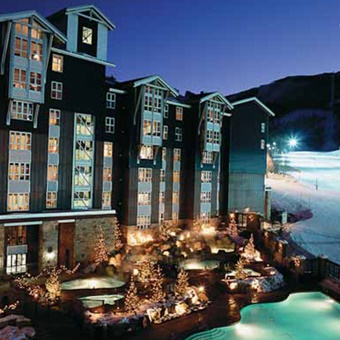 Marriott Mountainside-Park City